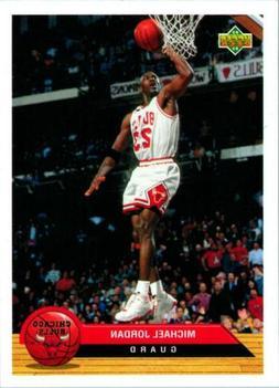 1992-93 Upper Deck McDonald's Michael Jordan #P5 Chicago Bul