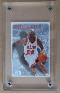 1996-97 Fleer Ultra Chicago Bulls Michael Jordan Basketball