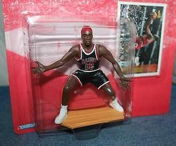 1997 NBA Starting Lineup DENNIS RODMAN RED HAIR Chicago Bull