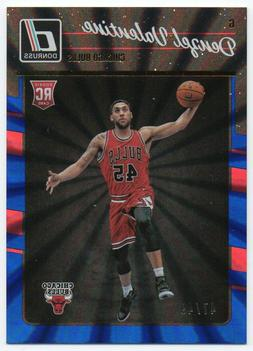 2016-17 Donruss Holo Blue Laser Parallel /49 Pick Any Comple