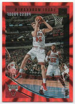 2018-19 Donruss Press Proof Red Laser Parallel /99 Pick Any