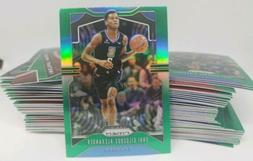 2019-20 Panini Prizm Green Parallel Singles Pick Yours & Com