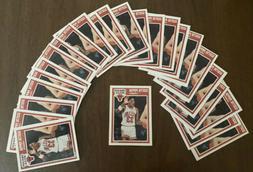 Lot of 25 1989-90 Fleer #23 Scottie Pippen NM-MT 2nd Year B