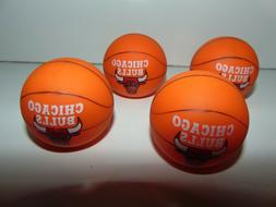 4) Chicago Bulls NBA ANTENNA OR PENCIL TOPPER Wholesale Bask
