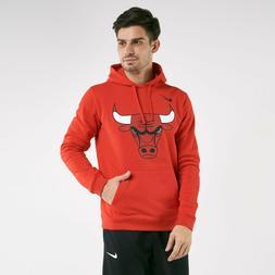 $70 Nike NBA City Edition Chicago Bulls Hoodie Sweatshirt Me