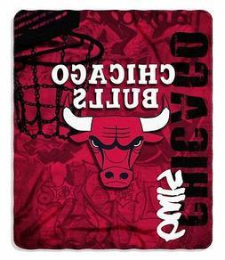 The Northwest Company NBA Chicago Bulls Hard Knocks Printed