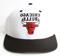 Adidas Chicago Bulls Flatbill Snapback Hat + GT Sweat Wristb