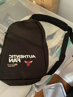 Authentic MSNBC Chicago Bulls Backpack Mini Cross Sling Bag