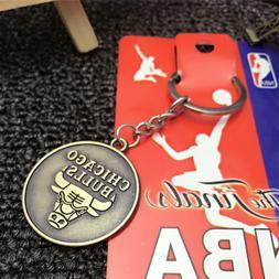BASKETBALL NBA Chicago Bulls Logo Retro Souvenir Copper stee