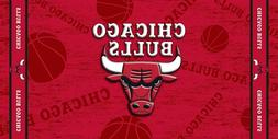 "Beach Towels 30"" x 60"" Fiber Reactive - NBA Chicago Bulls Ba"