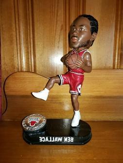 Ben Wallace Chicago Bulls bobbin head/bobbing head/nodder Mi