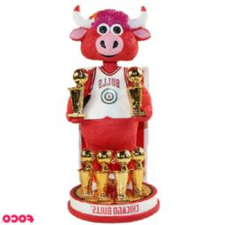 Benny the Bull Chicago Bulls Mascot 6-Time NBA Champions 6 T