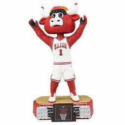 Benny the Bull Chicago Bulls Stadium Lights Special Edition
