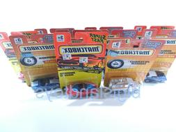 Matchbox Cars 1990s Zero G 1:64 Hot Rods Tankers More