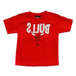 NBA Chicago BULL Adidas T-shirt for Kids / Toddlers. SMALL