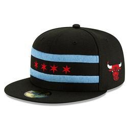 Chicago Bulls New Era 2018 City Series On-Court 59FIFTY Fitt