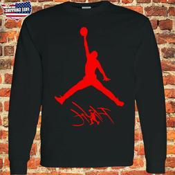 Chicago Bulls 23 Michael Jordan NBA Flight Air Jersey Shirt