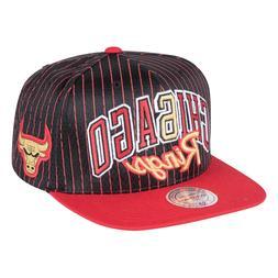 Chicago Bulls 6 Rings Gold Adjustable Snapback Hat