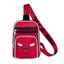 Chicago Bulls Backpack Mini Cross Sling Bag