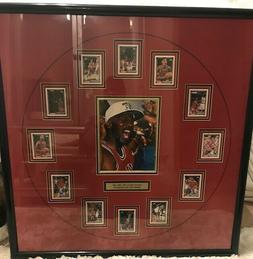 Chicago Bulls Championship Team Picture - Topps Cards Format