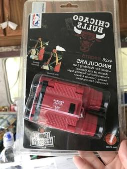 Chicago Bulls Collectible Game Binoculars Official Sports 4x