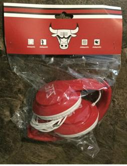 Chicago Bulls Corded Headphones