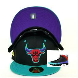 Chicago Bulls New Era Fitted hat Jordan 9 Dream it Do it