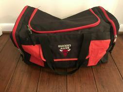 Chicago Bulls Gym Duffel Bag