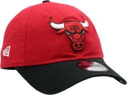 Chicago Bulls Hat 2-Tone Classic Core Buckle Back