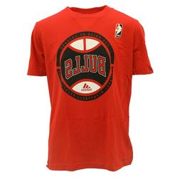 Chicago Bulls Kids Youth Size Official Adidas NBA Apparel T-