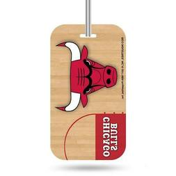 Chicago Bulls Luggage ID Tag  NBA Travel Bag Duffel Plane