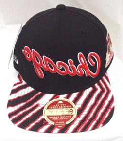 Chicago Bulls Mens New Era 9Fifty Heritage Series Champs Col