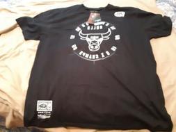 Chicago Bulls Mitchell & Ness Black T-Shirt Men's Size XXL N