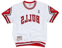 Chicago Bulls Mitchell & Ness NBA Authentic 1987-88 Home Sho