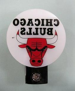 Chicago Bulls NBA Basketball AUTOMATIC Night Light