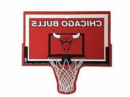 chicago bulls nba basketball hoop street sign