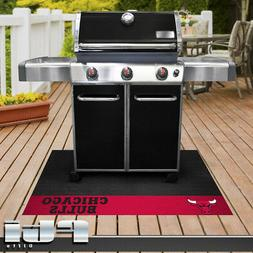 Chicago Bulls NBA Basketball Vinyl BBQ Patio Outdoor Grill M