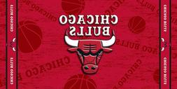 Chicago Bulls NBA Beach Bath Pool Towel 30 x 60 inch license