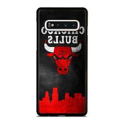 CHICAGO BULLS NBA LOGO Samsung Galaxy S6 S7 S8 S9 S10 S10e E