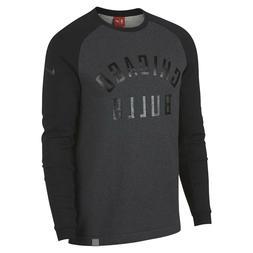CHICAGO BULLS - Nike NBA Men's Long-Sleeve Crew Shirt Sweats