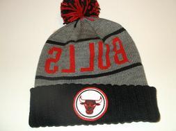 Chicago Bulls NBA Team Apparel HWC Mitchell & Ness beanie