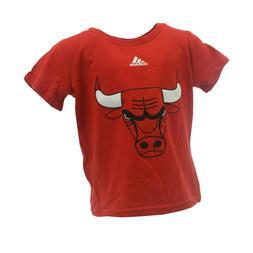 Chicago Bulls Official NBA Adidas Apparel Infant Toddler Siz
