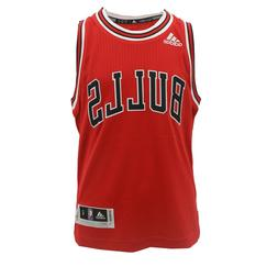 Chicago Bulls Official NBA Adidas Apparel Kids Youth Size Sw