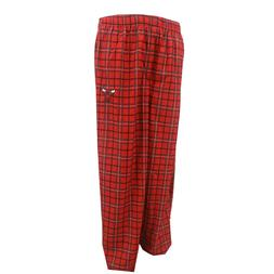 Chicago Bulls Official NBA Apparel Youth Kids Size Plaid Paj