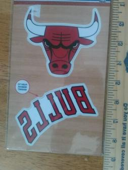 chicago bulls official nba car magnets 2