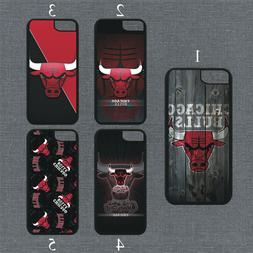 Chicago Bulls Phone Case For iPhone 11 Pro X XS Max 8+ 7 6 P