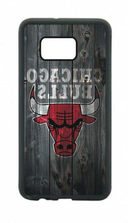 Chicago Bulls Phone Case For Samsung Galaxy S10 S9 S8 S7 S6