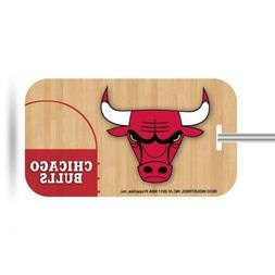 Chicago Bulls Plastic Luggage Tag Bag Identification Basketb