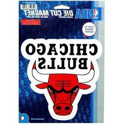 "Chicago Bulls WinCraft Primary 6"" x 9"" Car Magnet"