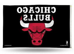 Chicago Bulls Rico 3x5 Flag w/grommets Outdoor House Banner